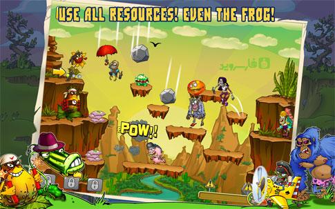 Zombie Harvest 2 دانلود Zombie Harvest 1.1.4 – بازی فوق العاده زامبی و همچنین نباتات آندروید + مود