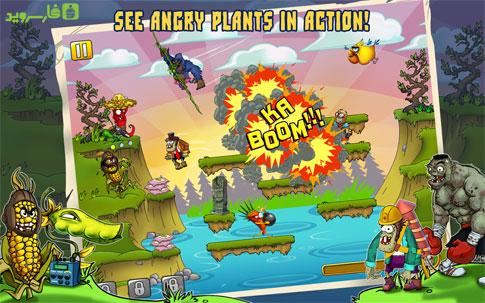 Zombie Harvest Android - بازی اندروید