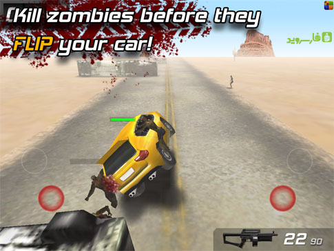 Zombie Highway Android