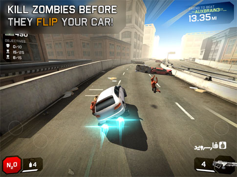 Zombie Highway 2 Android