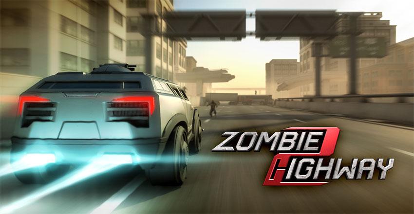 دانلود Zombie Highway 2 - بزرگراه زامبی 2 اندروید + مود