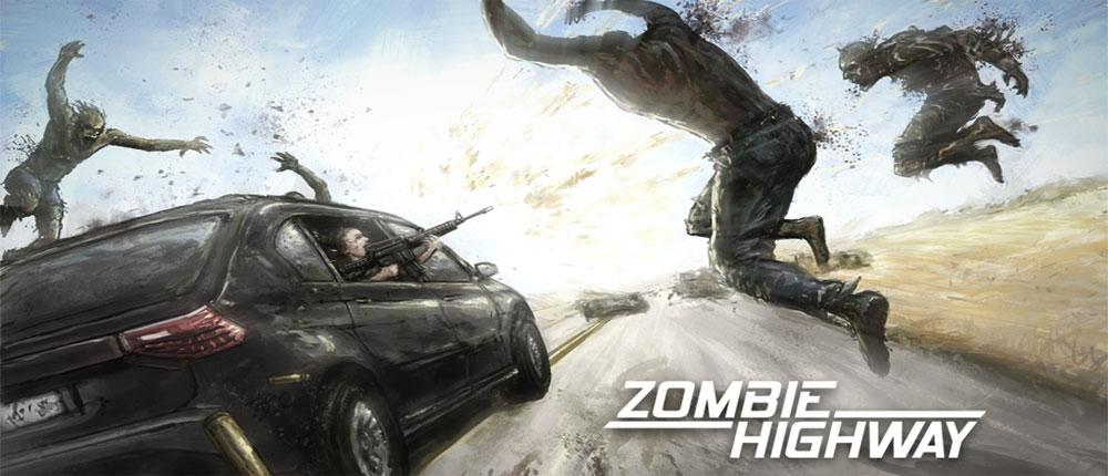 دانلود Zombie Highway - بازی بزرگراه زامبی 1 اندروید + مود