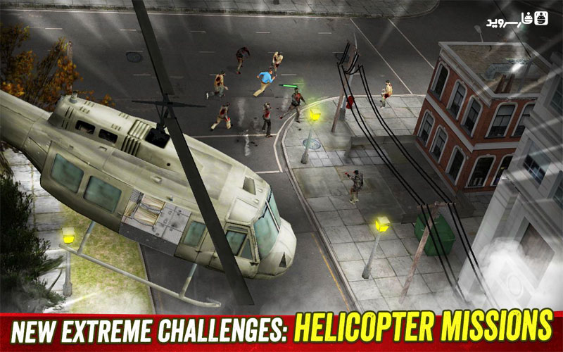 Download Zombie Hunter: Apocalypse Android Apk + Mod + Obb SD - Google Play