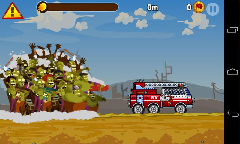 Zombie Road Trip Android - بازی جدید اندروید