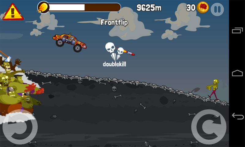 دانلود Zombie Road Trip 3.30 – بازی سفر به جاده زامبی اندروید + مود