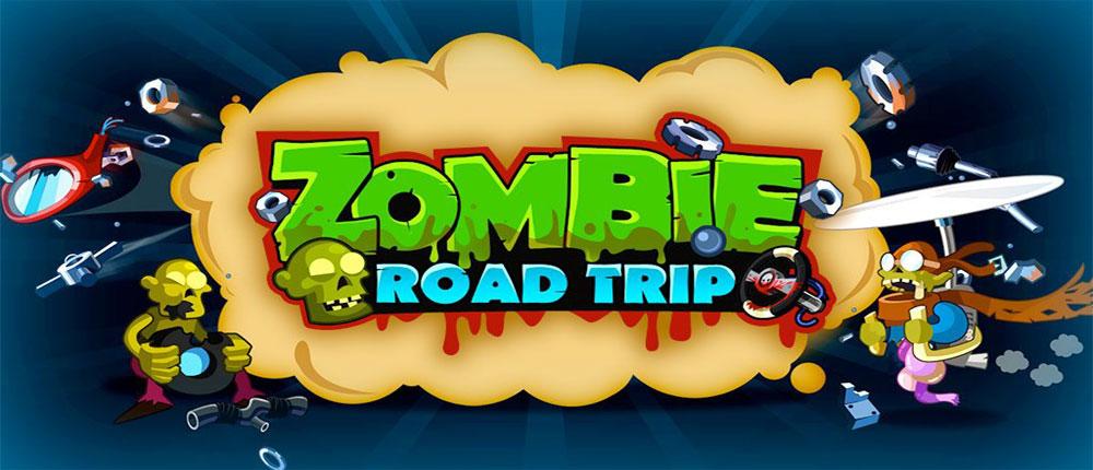 دانلود Zombie Road Trip - بازی سفر به جاده زامبی اندروید