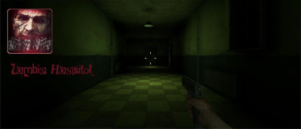 """دانلود Zombie Hospital - بازی اکشن """"بیمارستان زامبی"""" اندروید + مود"""