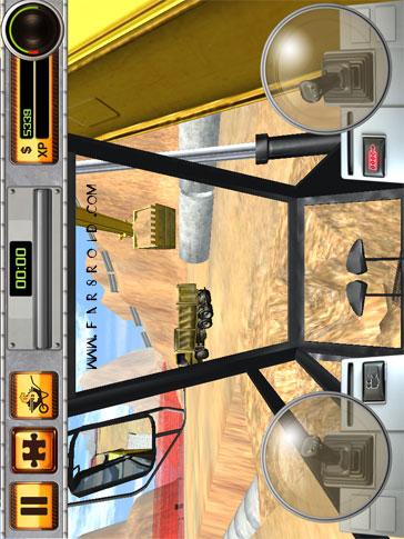 coop - Excavator Android بازی اندروید