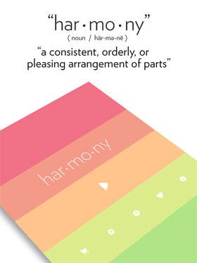 har•mo•ny: a game of harmony Android