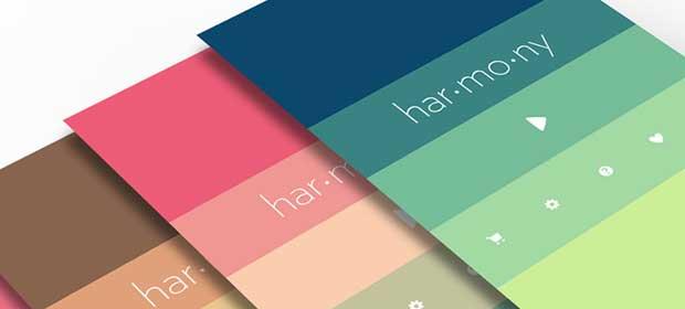 دانلود har•mo•ny: a game of harmony - بازی هارمونی رنگ ها اندروید !
