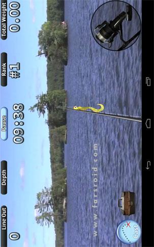 i Fishing 3 Android بازی اندروید
