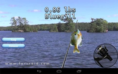 i Fishing 3 Android - بازی ماهیگیری آی فیشینگ 3 اندروید