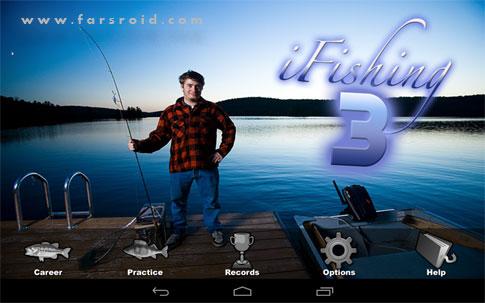 دانلود i Fishing 3 - بهترین و واقعی ترین بازی ماهیگیری اندروید