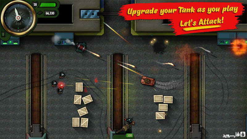 Download iBomber Attack Android Apk + Mod + Obb SD - Google Play