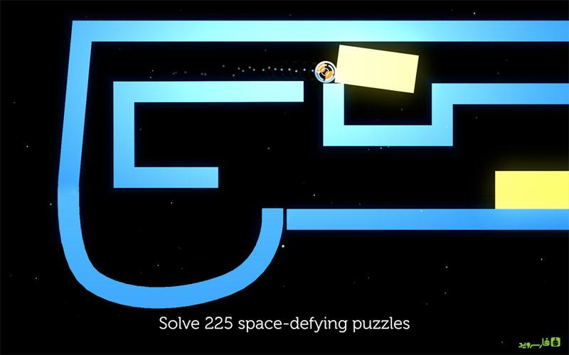 دانلود iO – A Physics Platformer 2.4.0 – بازی پازل مبتنی بر فیزیک اندروید!