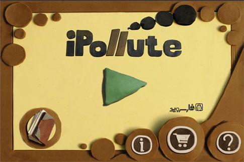 دانلود iPollute - بازی پازل جدید اندروید + دیتا