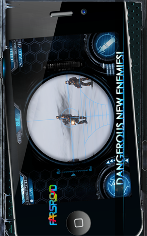 iSniper 3D Arctic Warfare Android بازی اندروید