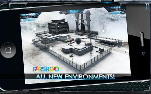 Download iSniper 3D Arctic Warfare Android APk + OBB