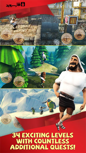 Download Crossbow Warrior Android Apk + Obb SD - Google Play