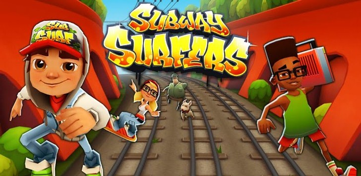 دانلود Subway Surfers 1.21.0 - بازی موج سواران مترو اندروید - مکزیکو سیتی