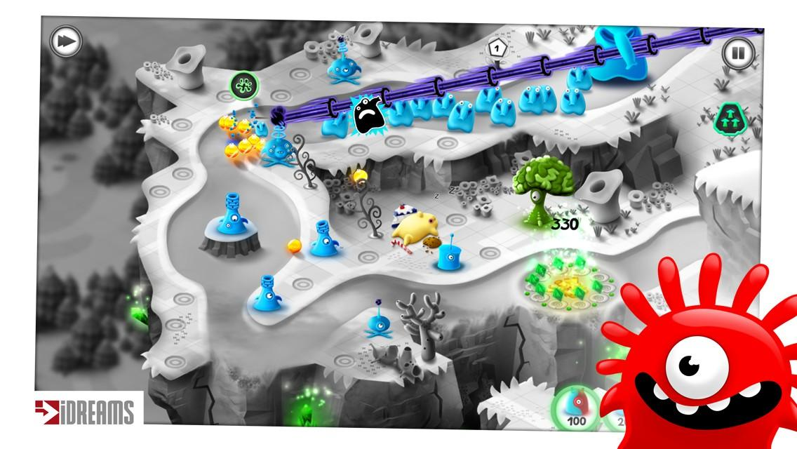 """دانلود Jelly Defense 1.25 – بازی جالب """"دفاع ژله ای"""" اندروید + مود !"""