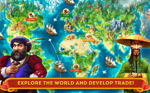 Maritime Kingdom Android Games