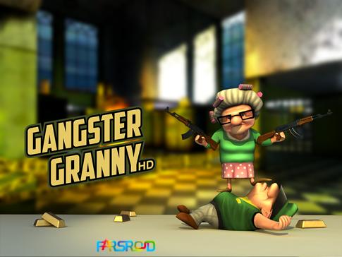 دانلود Gangster Granny - بازی ماجراجویی مادربزرگ گانگستر اندروید