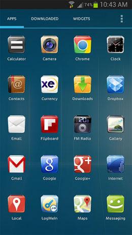 BOX PRO APEX/NOVA THEME Android