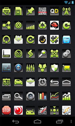 Block 10 (icon theme) Android