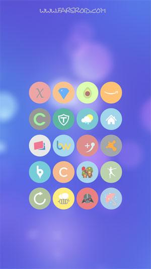 Download Cryten - Nova, Apex, Adw Android Theme - NEW