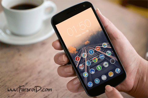 Download Frosty Apex Nova Holo Action Android Apk - NEW