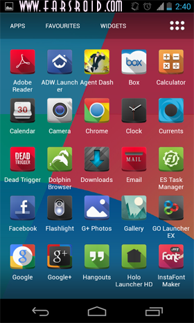 Download KitKat (Apex Nova Adw theme) Android Apk