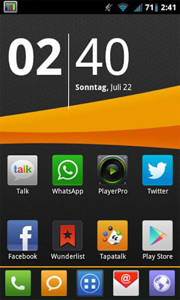 MIUI X4 Theme PRO Android