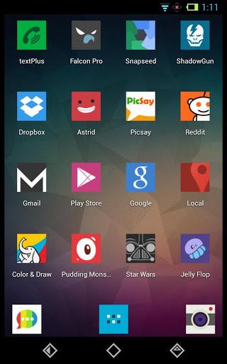Minimal MIUI Go Apex Theme Android