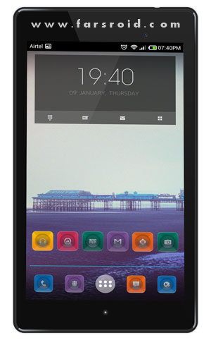 NAU ICONS APEX/NOVA/ADW/HOLA Android تم اندروید - رایگان