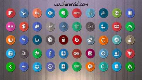 Download Picons ADW/Apex/Nova/Go Theme Android Apk - NEW