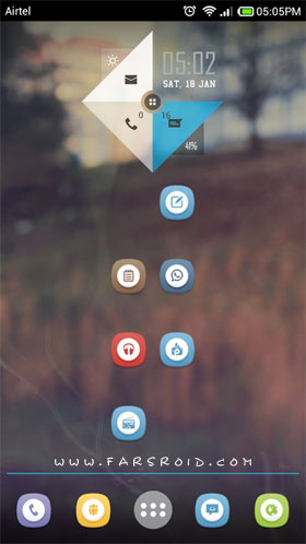 SUMMER ICONS APEX/NOVA/GO/ADW Android - FREE