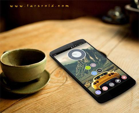 WHITE EDGE ICONS APEX/NOVA/ADW Android - تم رایگان اندروید