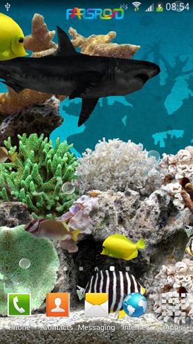 3D Aquarium Live Wallpaper PRO Android والپیپر اندروید