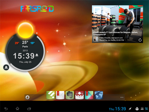 Download 3D iOS7 Parallax LWP Android Apk