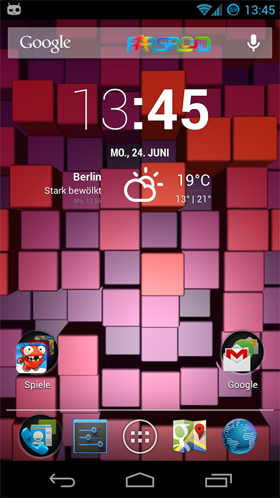 Blox Pro: Live Wallpaper Android اندروید