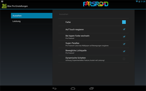 Download Blox Pro: Live Wallpaper Android APK