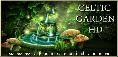دانلود Celtic Garden HD - والپیپر طبیعت سرسبز اندروید