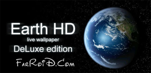 Earth HD Deluxe Edition Android