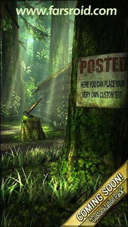 دانلود Forest HD 1.6.1 – لایو والپیپر اچ دی جنگل برای اندروید