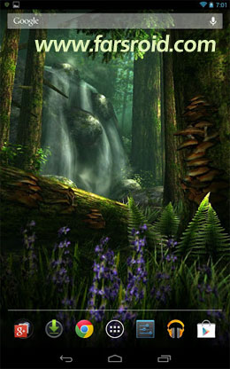 Forest HD Android