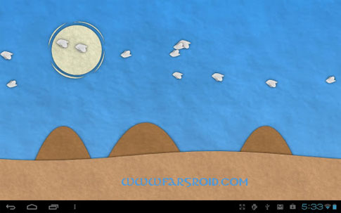 Paperland Pro Live Wallpaper Android