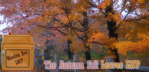 The Autumn Fall Leaves Android
