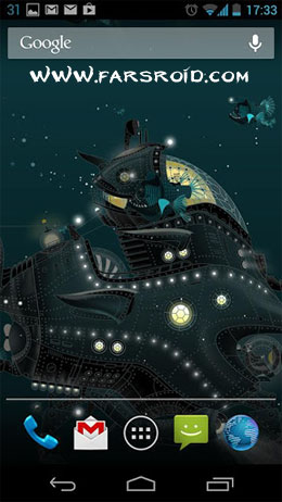 The Nautilus Android