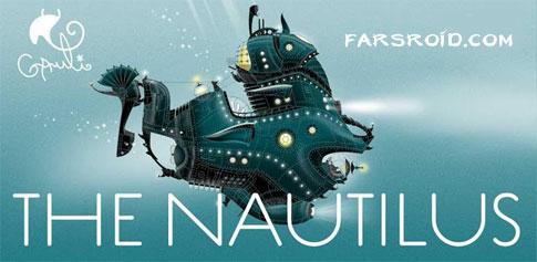 دانلود The Nautilus - والپیپر اعماق دریا برای اندروید